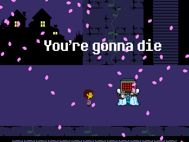 Done with Undertale