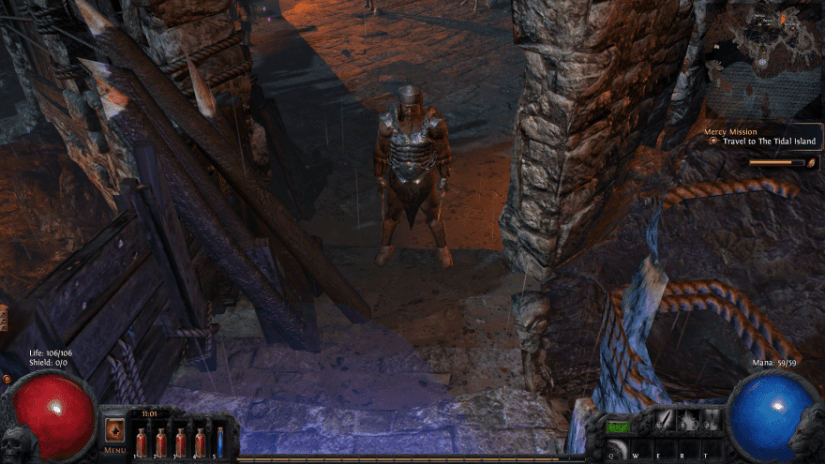 both Grim Dawn and Path of Exile
