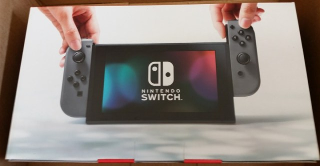 The Switch and Zelda