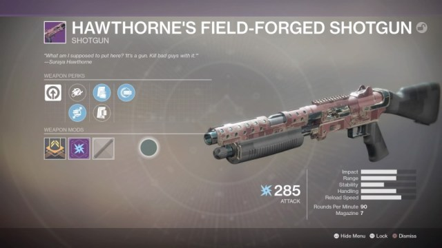 Destiny 2: Favorite Weapons So Far