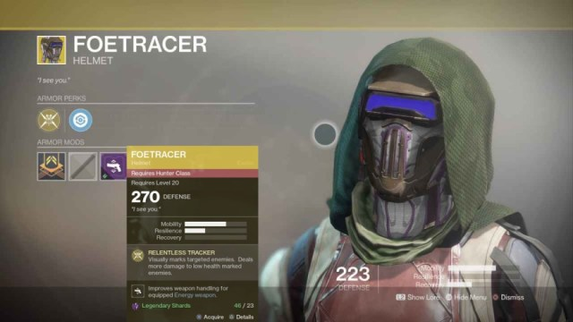 Xur Week Two: 9/22/17