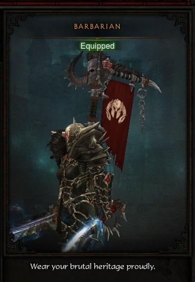 Barbarian Mastered