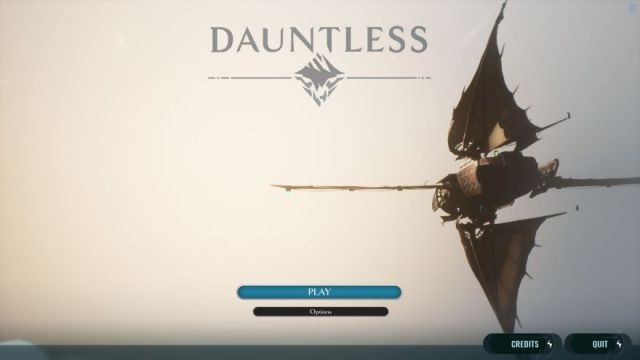 Dauntless Thoughts