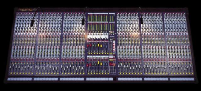 Panel of Knobs