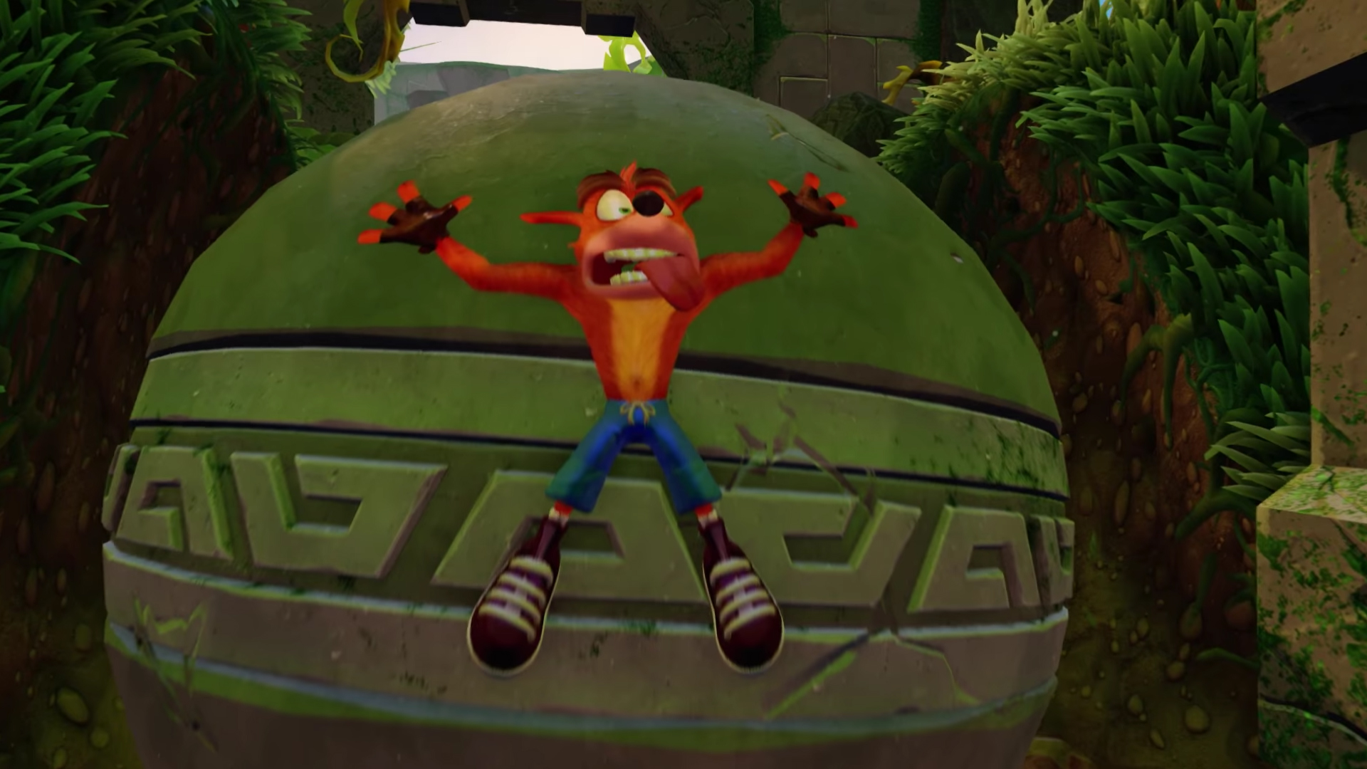 Crash Bandicoot N Sane Trilogy Has Been Given A Release