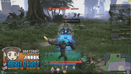 questing – Tales of the Aggronaut