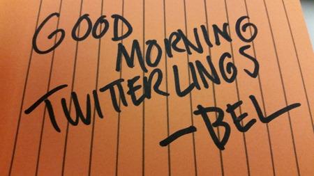 goodmorningbel