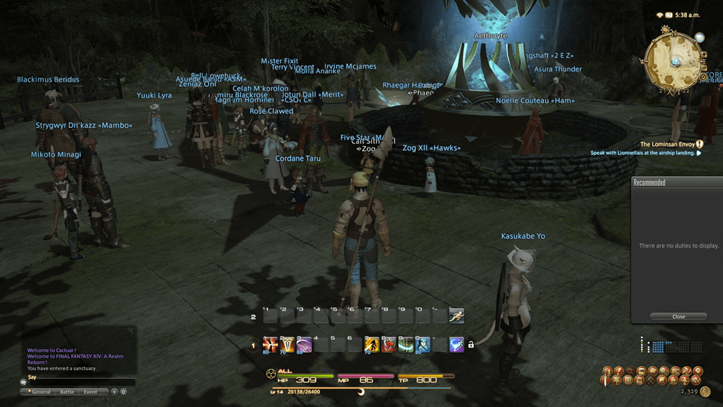 Final Fantasy XIV – Page 37 – Tales of the Aggronaut