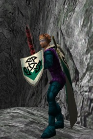 The original Belghast the Celt Champion