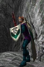 The original Belghast the Celt Champion