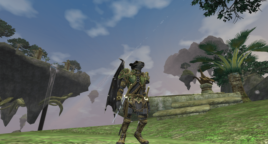 Everquest II – Tales of the Aggronaut