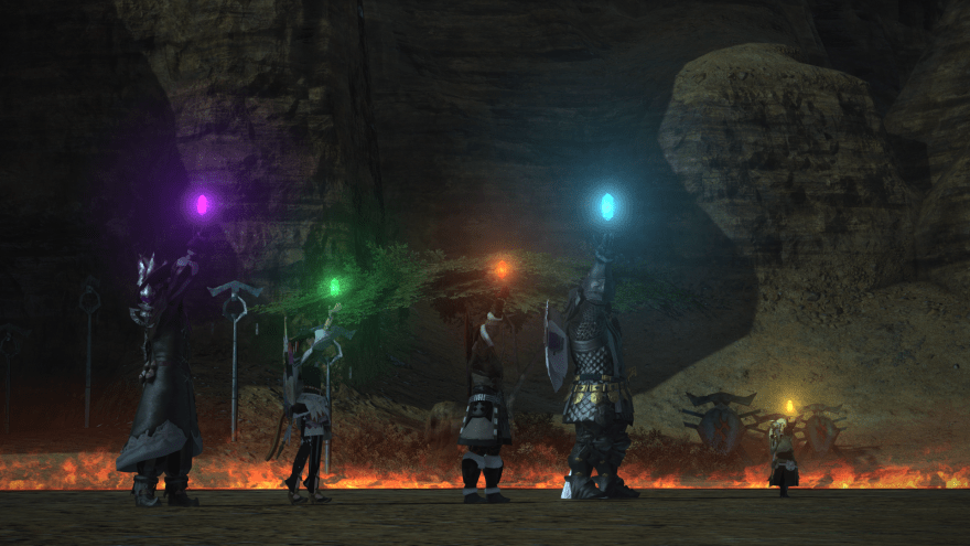 FFXIV Early Decisions – Tales of the Aggronaut