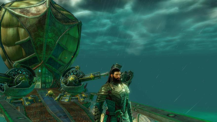 Guild Wars 2 – Tales of the Aggronaut