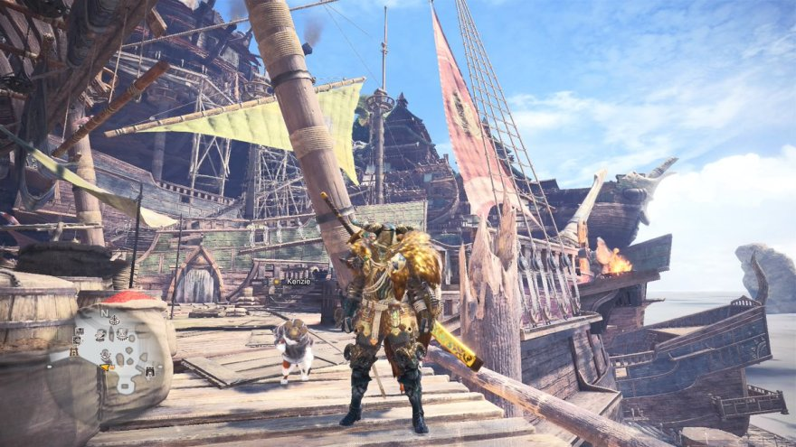 kulve taroth – Tales of the Aggronaut