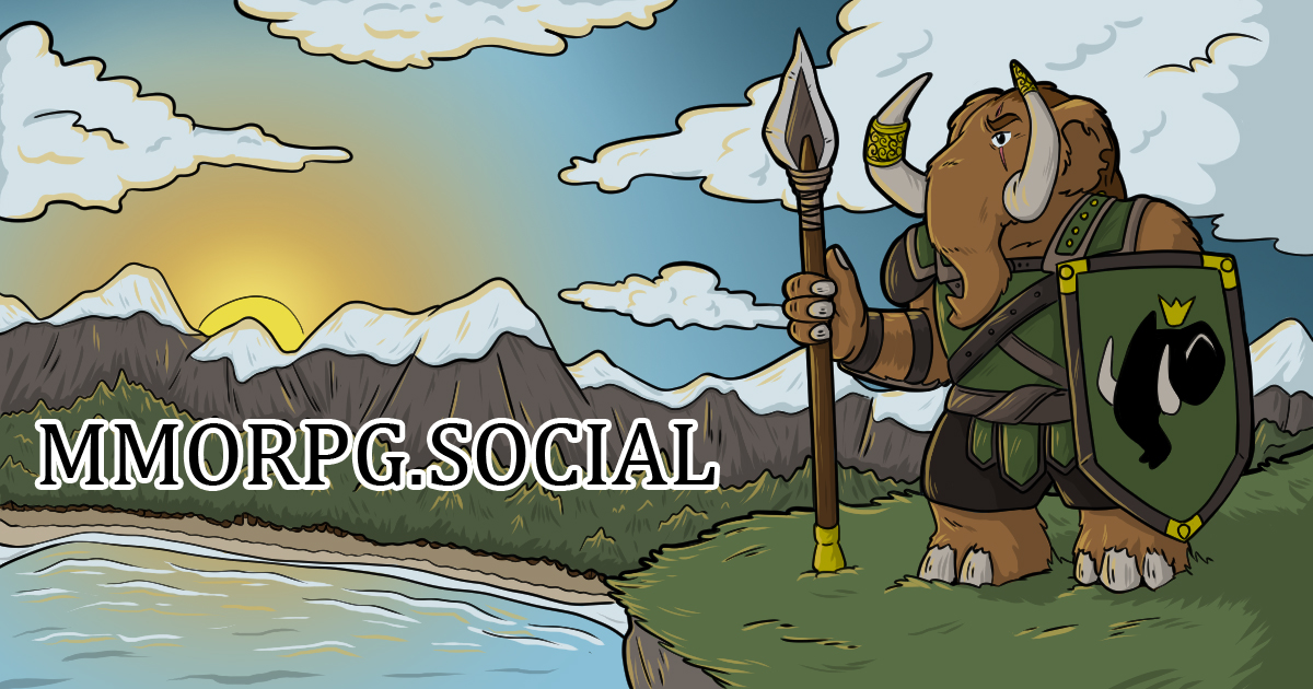 MMORPG Social – Tales of the Aggronaut