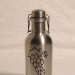 STAINLESS STEEL GROWLER – 1 Liter/32 oz. Single Wall Brushed