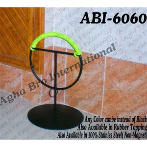 Steel Perches with Plate (ABI-6060)