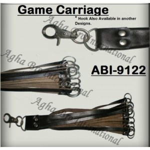 Leather Game Carrier (ABI-9122)