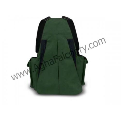Falconry Green Cordura Vest (ABI-8700)