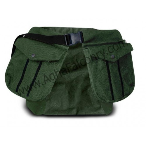 Green Falconry Waist Belt Vest (ABI-8300)
