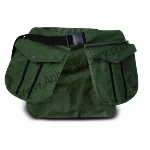 Green Falconry Waist Belt Vest (ABI-8300)