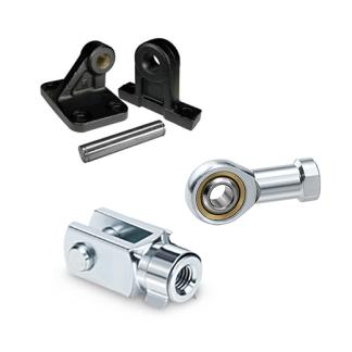 Accessoires vérins ISO 15552