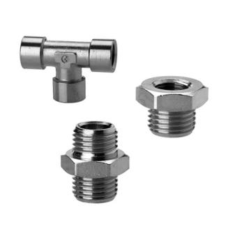 Accessoires de raccordement métallique