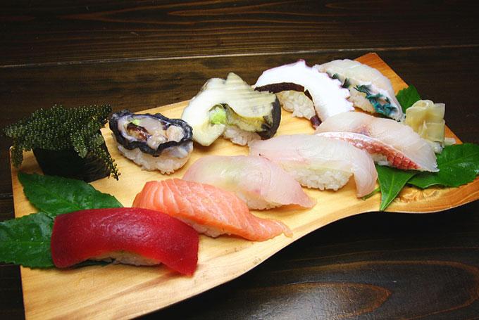 shakogai-sushi
