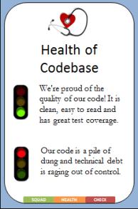 Health Of Codebase