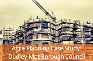 Agile case study landing page Dudley