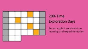 exploration days