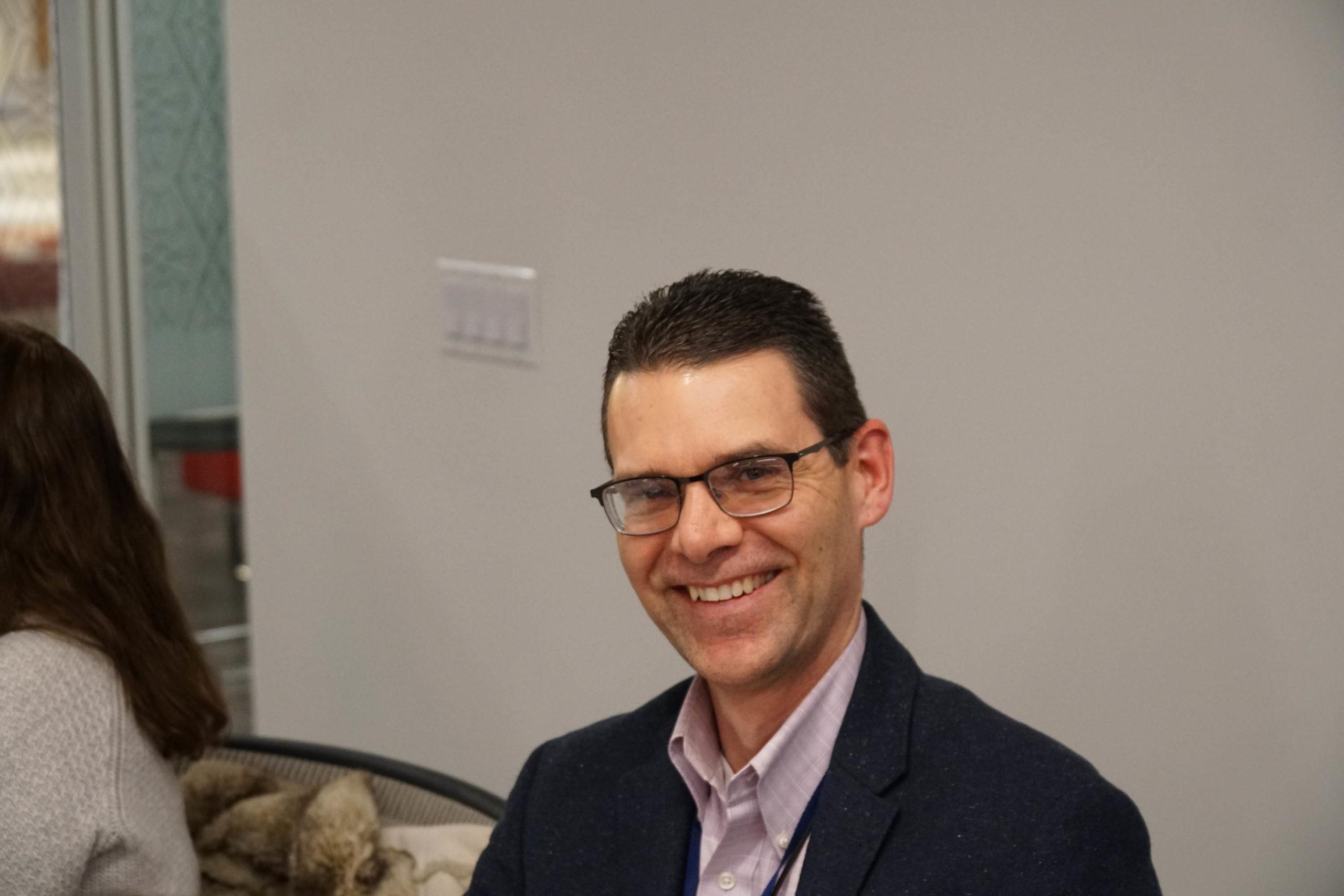 Steve Teske at Agile Coaching DC