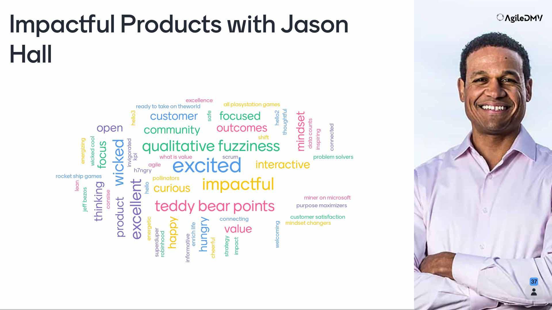 Jason Hall - Impactful Product Coaching