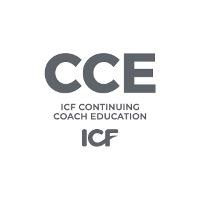 Logo CCE ICF Coach Training Program