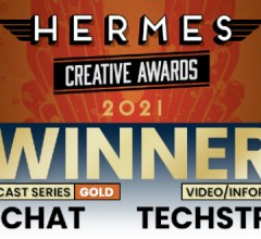 MediaOps Wins Two Gold Hermes Creative Awards for Video and Podcast