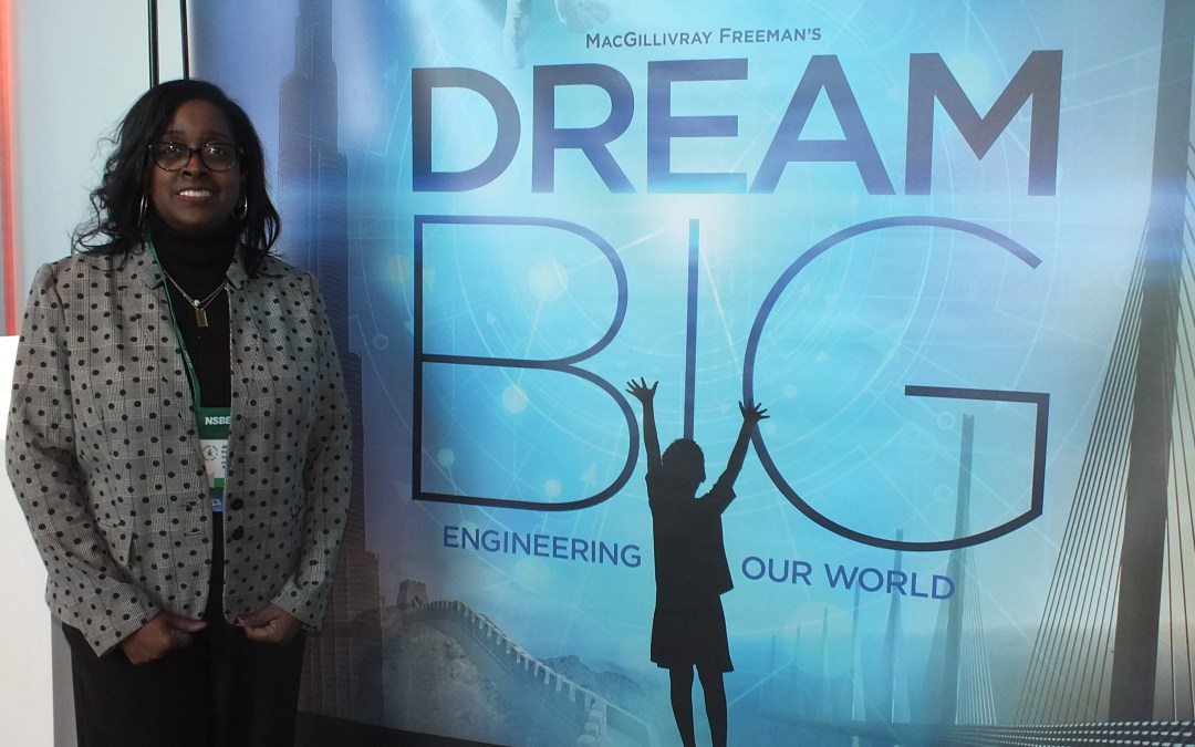 NSBE invites you to DreamBig