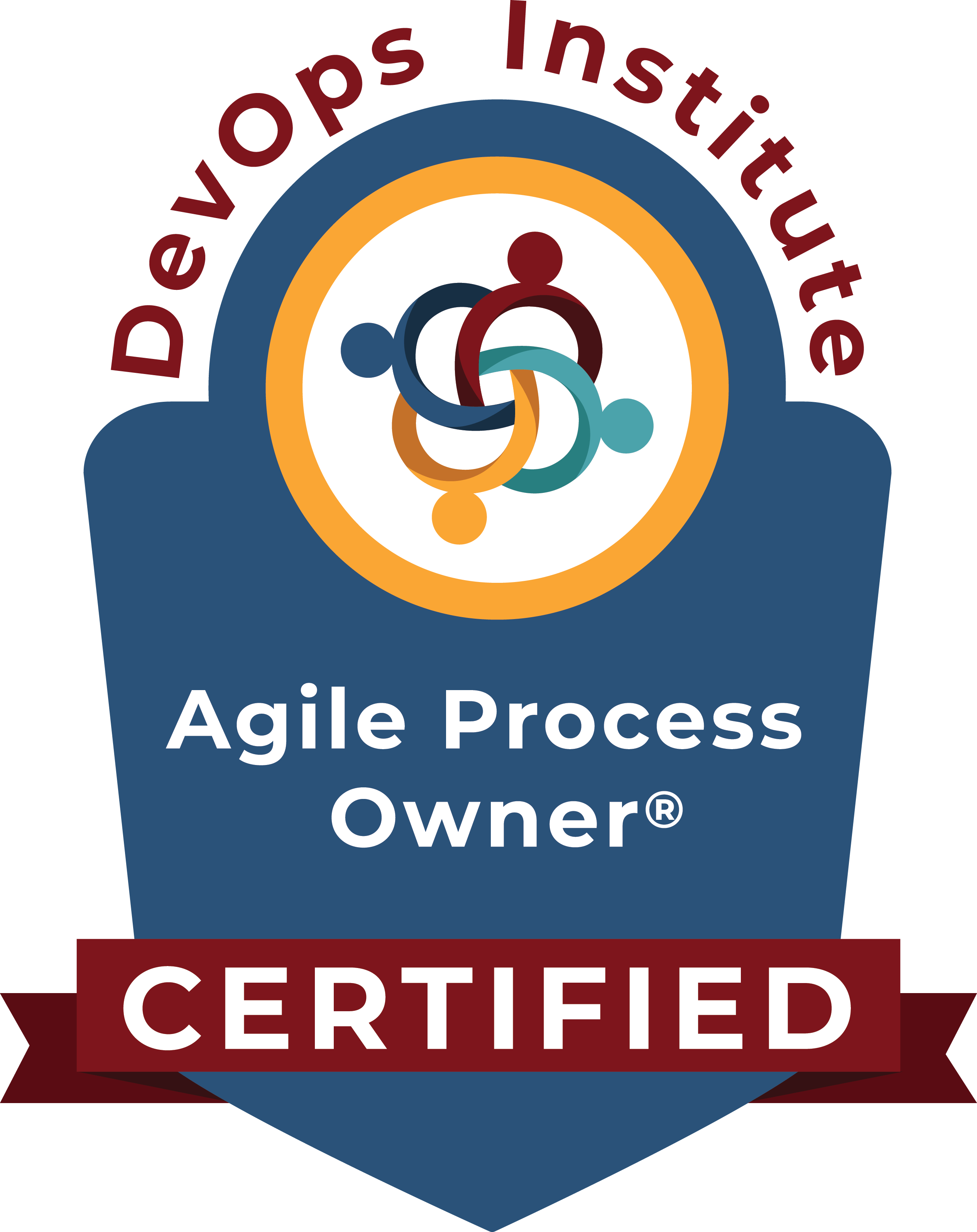 Agile process owner certification