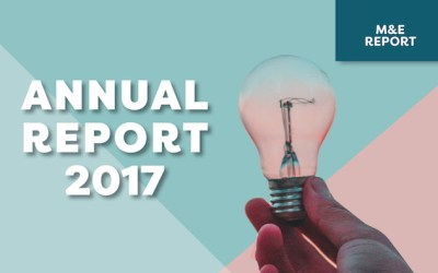 2017 Annual Report: Mission & Evangelism Reports
