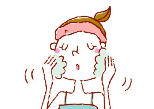 年齢肌洗顔