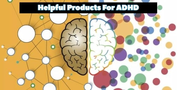 Helpful Products For People With ADHD
