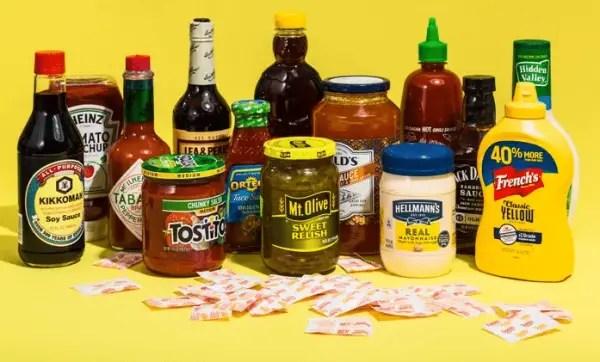 Condiments That Have Surprisingly High Sugar