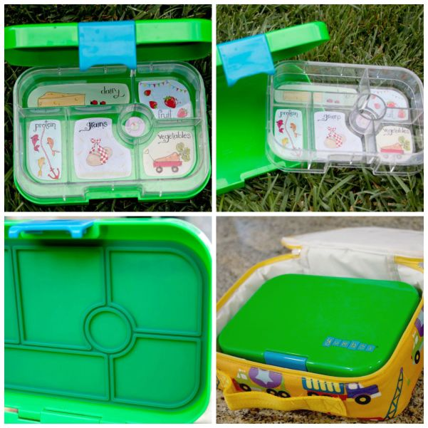Yumbox Collage