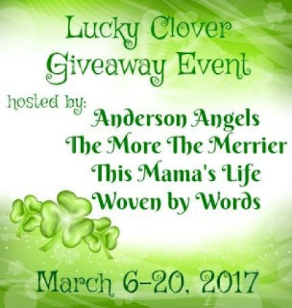 lucky clover giveaway hop