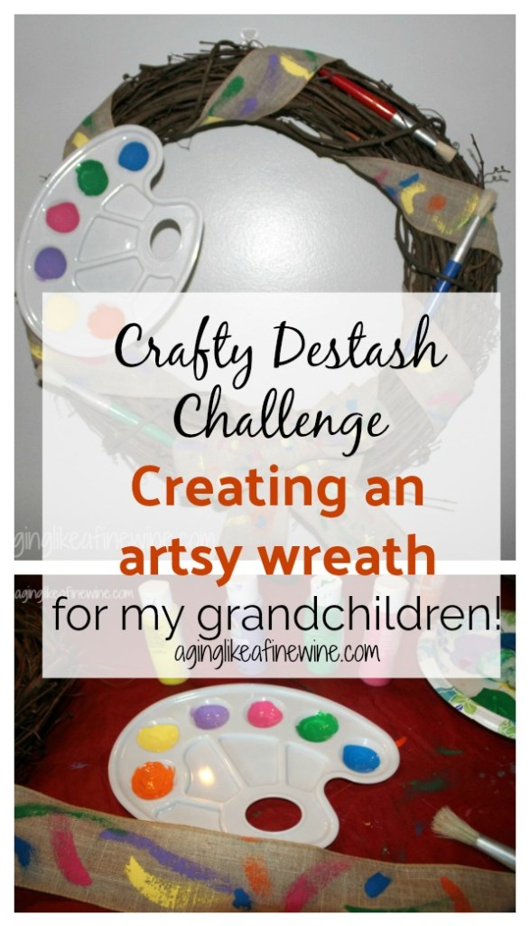 Crafty Destash Challenge