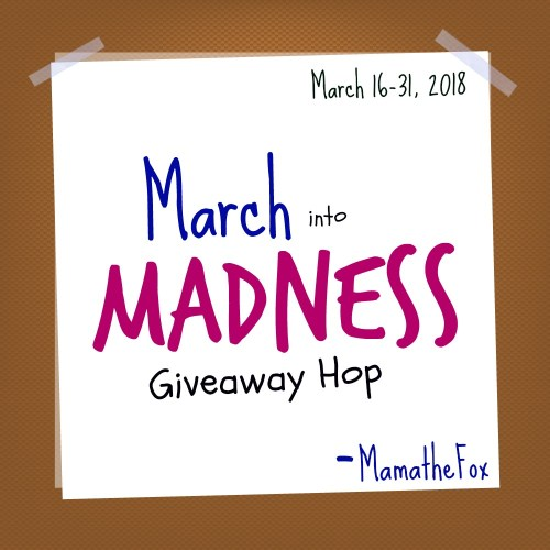 March into Madness Giveaway Hop