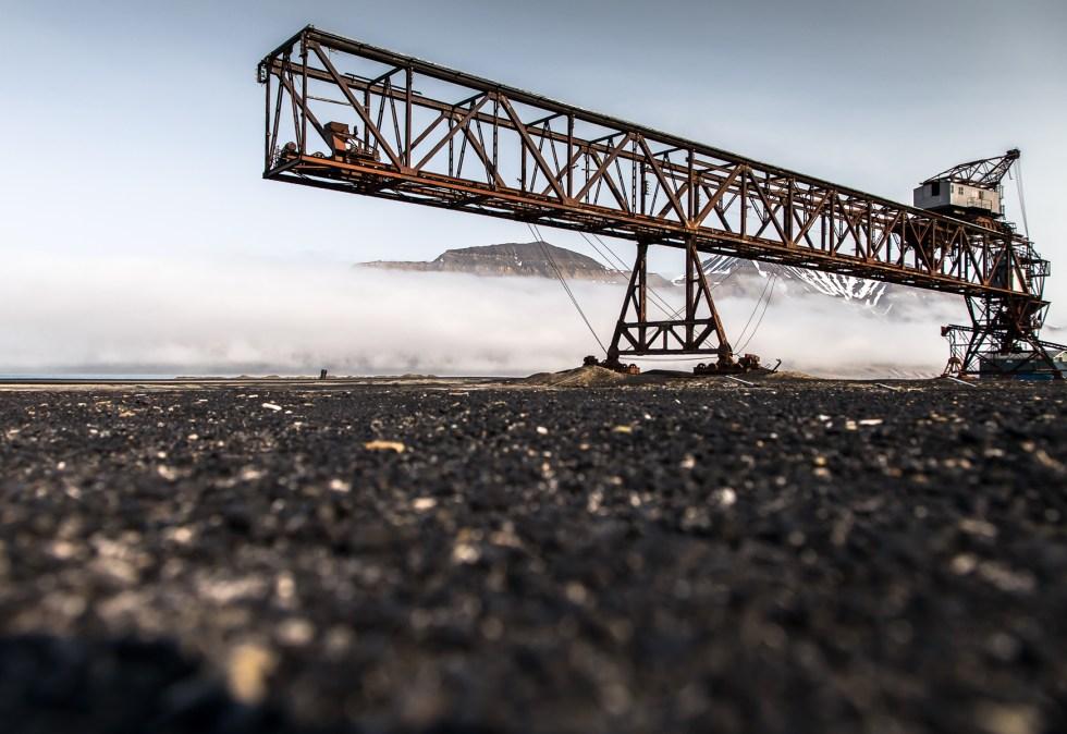1 Mijnbouw Spitsbergen