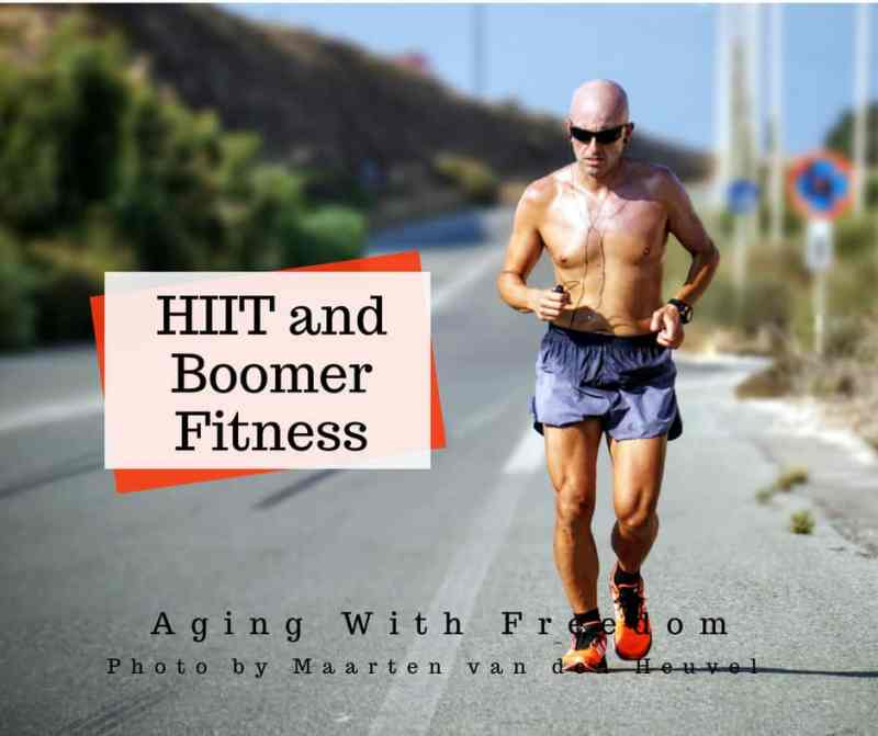 HIIT and Boomer Fitness