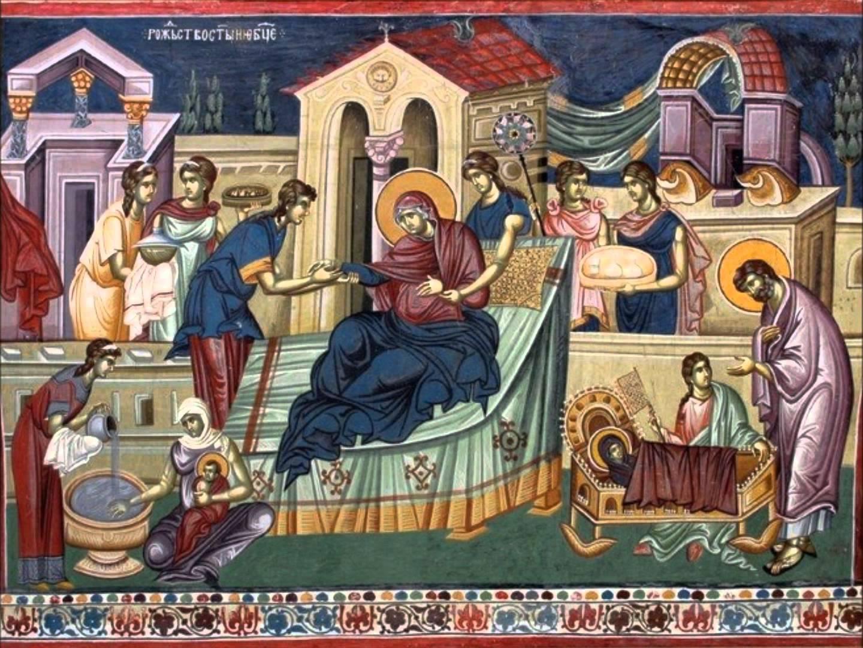 ΤΟ ΓΕΝΕΣΙΟΝ ΤΗΣ ΘΕΟΤΟΚΟΥ ΚΑΙ ΟΙ ΣΤΕΙΡΕΣ ΚΑΡΔΙΕΣ (Ἀρχιμ. Ἐφραίμ)