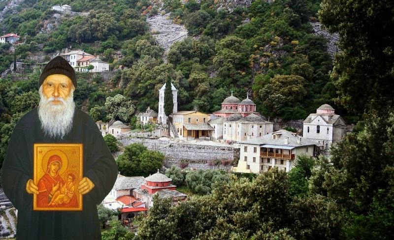 Άγιος Πορφύριος: «Θα' ρθούν δύσκολοι καιροί και ο κόσμος θα χρειασθεί φροντίδα από τα Μοναστήρια»
