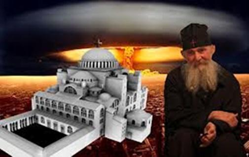 Θαυμαστή εμφάνιση του αγιασμένου γέροντα Εφραίμ Αριζόνας, μας προετοιμάζει για τον Γ΄Παγκόσμιο Πόλεμο